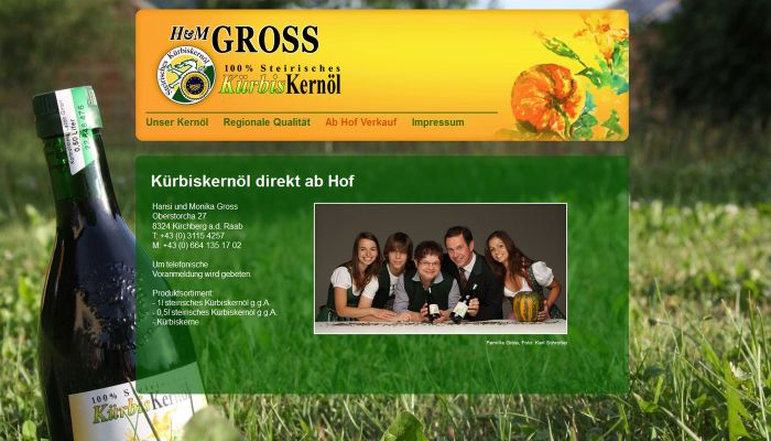 Gross Kernöl